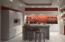 厨房模型设计