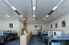 办公室模型设计