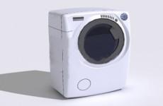 洗衣机模型