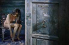 俄罗斯现代画家Serge Marshennikov人体油画