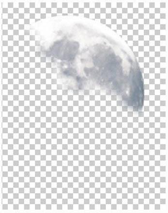 PS图像合成教程:漂亮雪山