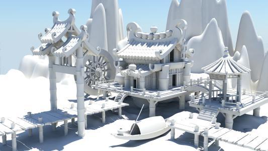Maya常见的建模方法有哪些