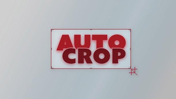 AE插件:合成大小自动裁剪工具 Auto Crop V3.1.3