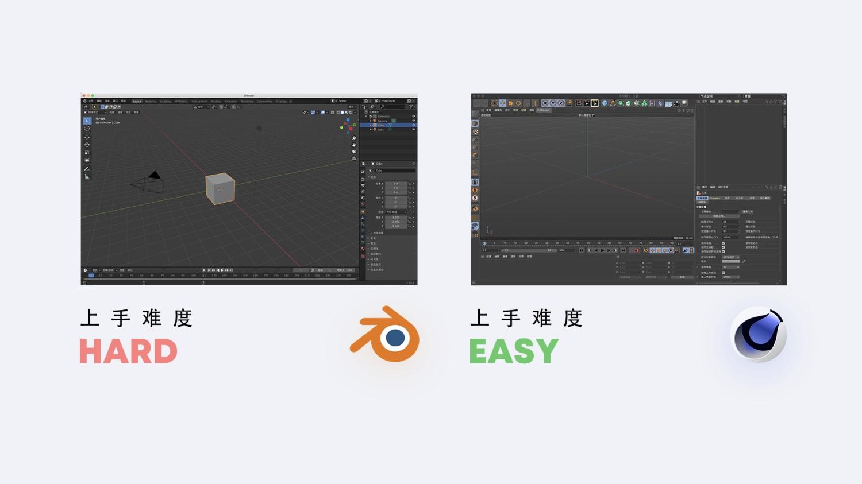 C4D和Blender哪个好,先学Blender还是C4D?