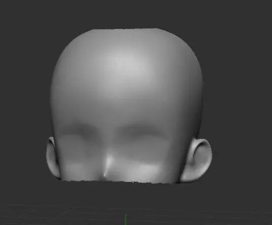 Zbrush如何显示与隐藏模型