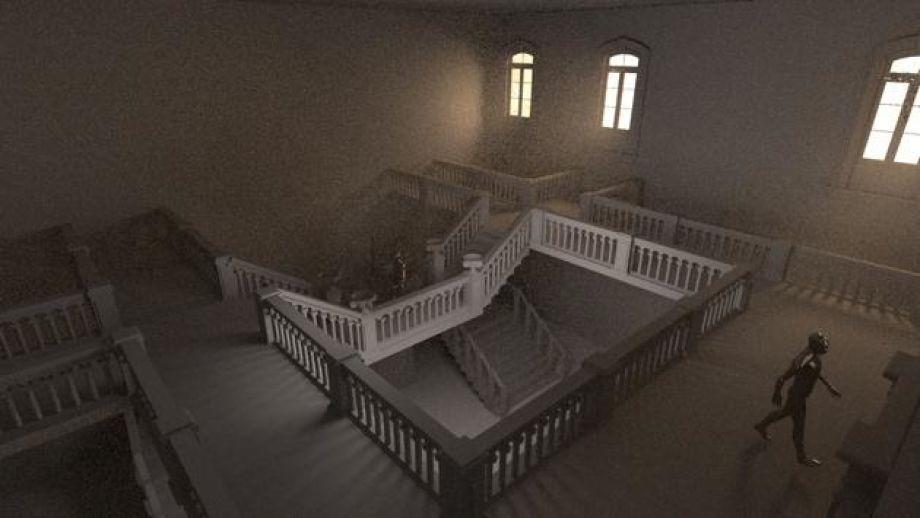 Blender维多利亚时代场景制作工作流程
