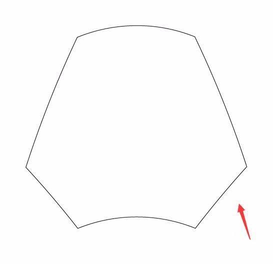 AI如何绘制拱形图