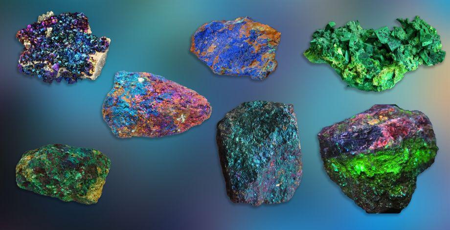 Substance Designer矿石材料制作教程