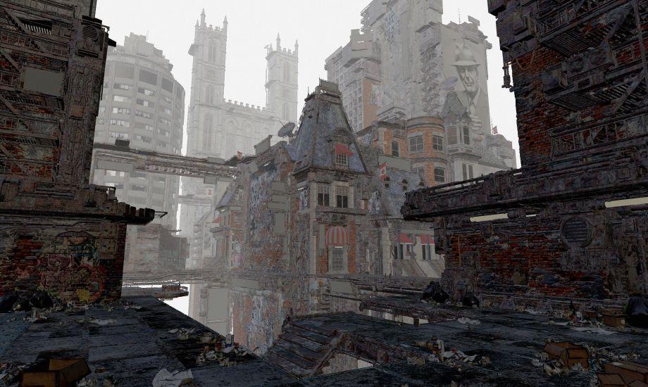 Blender城市场景制作教程