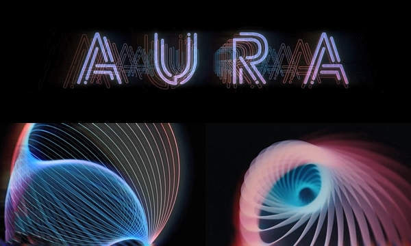 AE几何形状创建插件:Aura
