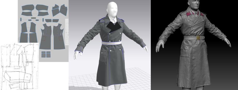 角色建模:用ZBrush制作游戏角色