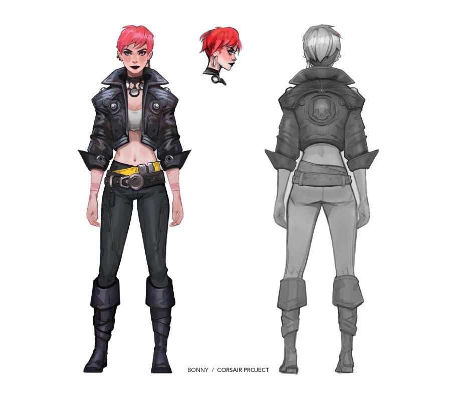 Blender角色制作教程:太空海盗