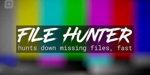 处理AE模板工程素材文件路径丢失的AE脚本:File Hunter