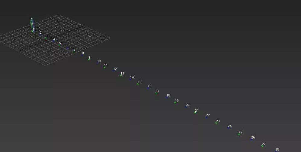 3dmax跑步动画制作教程