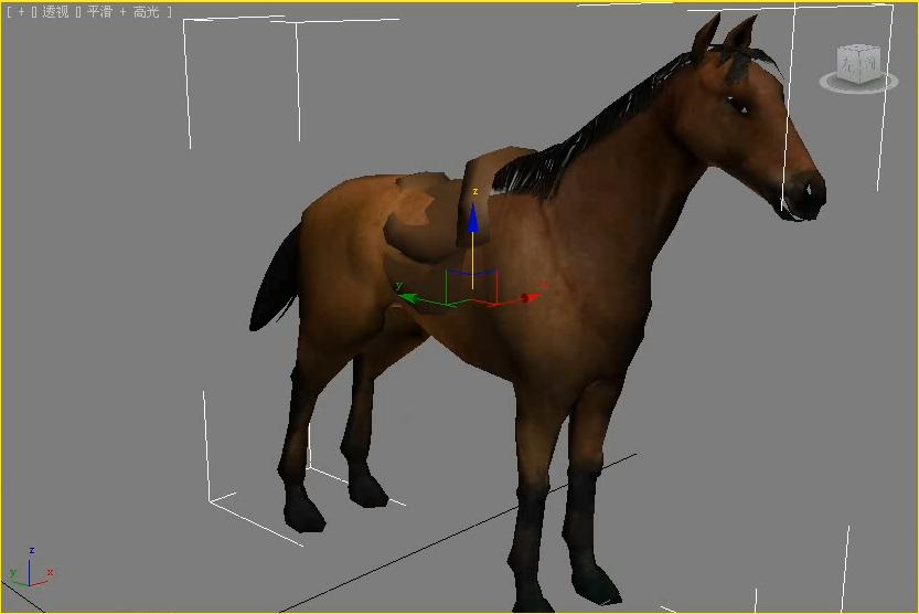 3dmax如何制作模型走路动画