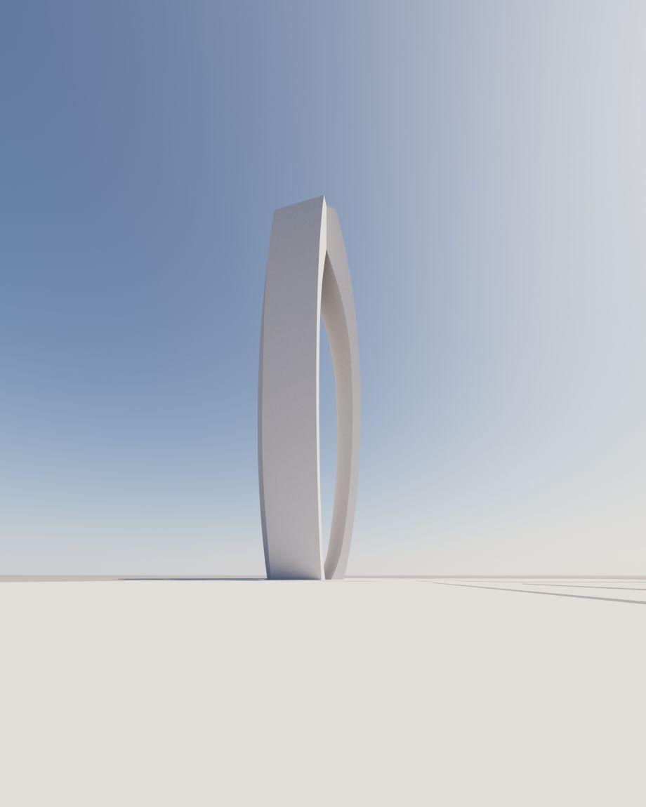 使用3dmax制作高楼建筑场景