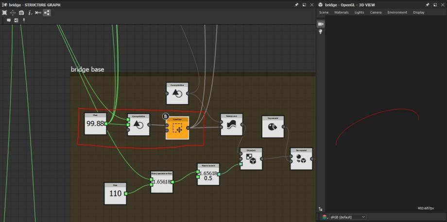 使用Substance Designer的程序工具制作场景模型