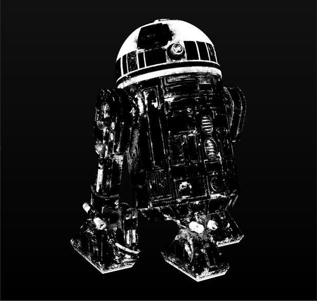 Maya制作赛博朋克机器人模型