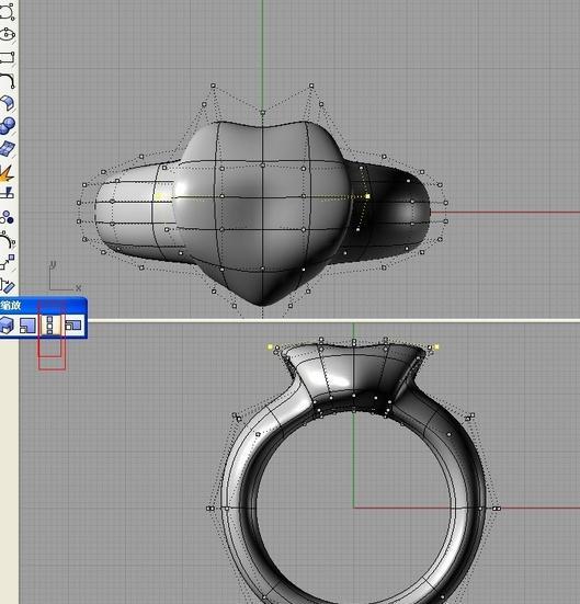 犀牛rhino珠宝教程:戒指设计建模