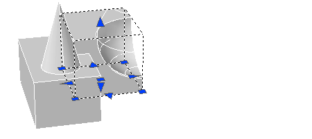 AutoCAD修改复合实体和曲面的技巧之修改复合对象