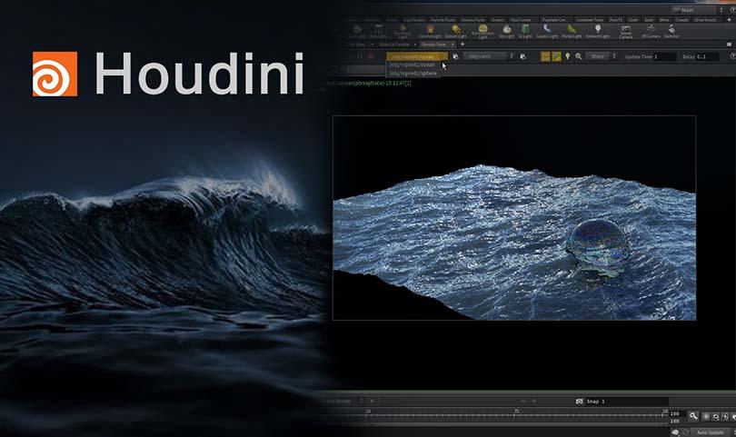 Houdini Mantra渲染器分层渲染技术介绍
