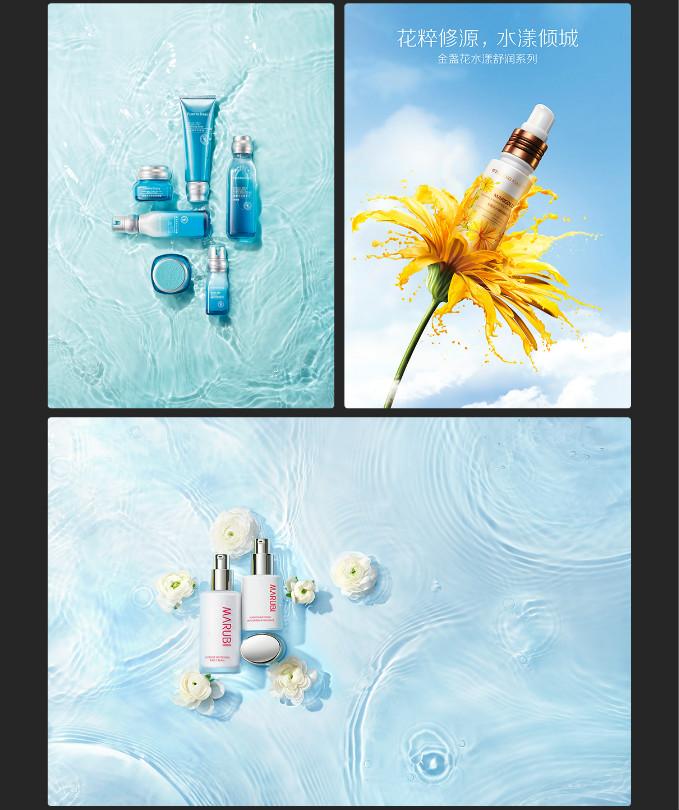 学会随心所欲控制水的形态,全面开拓你的商业摄影思维