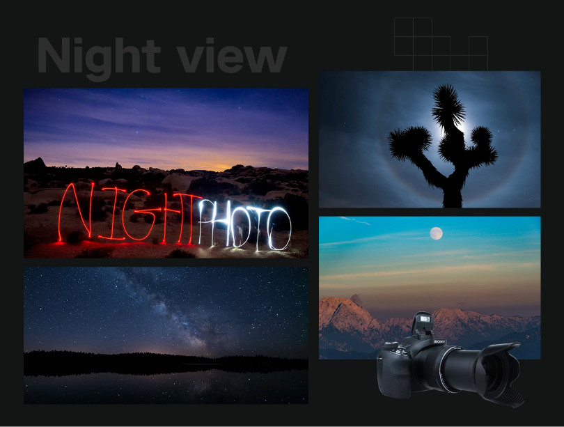 摄影小白如何拍摄专业级户外夜景照片