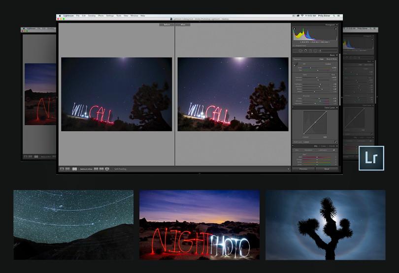 Adobe Lightroom后期照片处理