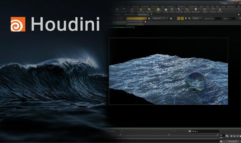 详解Houdini Mantra Render里的分层渲染技术