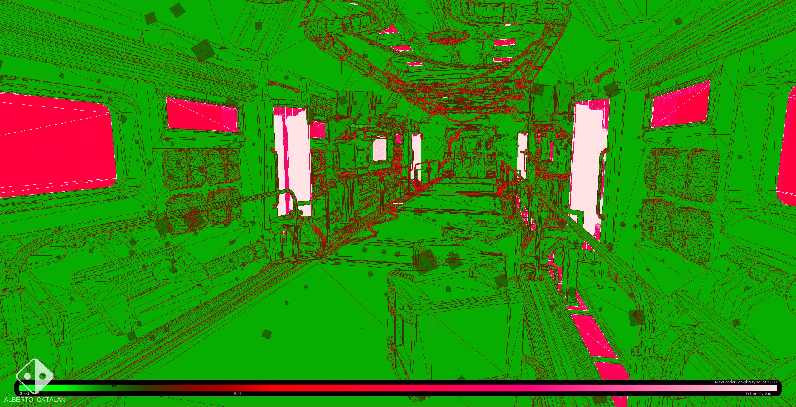 在UE4中创建科幻环境:功率过载